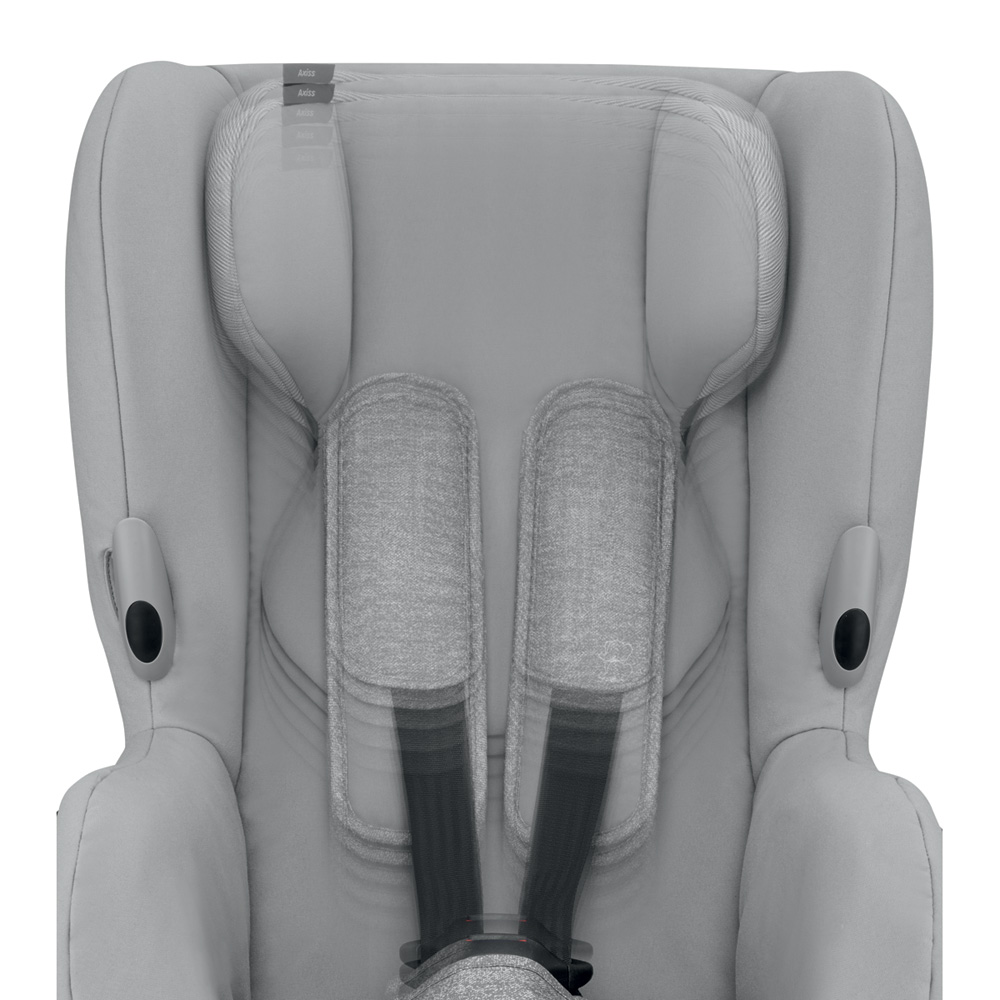 si ge auto axiss nomad grey groupe 1 de bebe confort sur. Black Bedroom Furniture Sets. Home Design Ideas