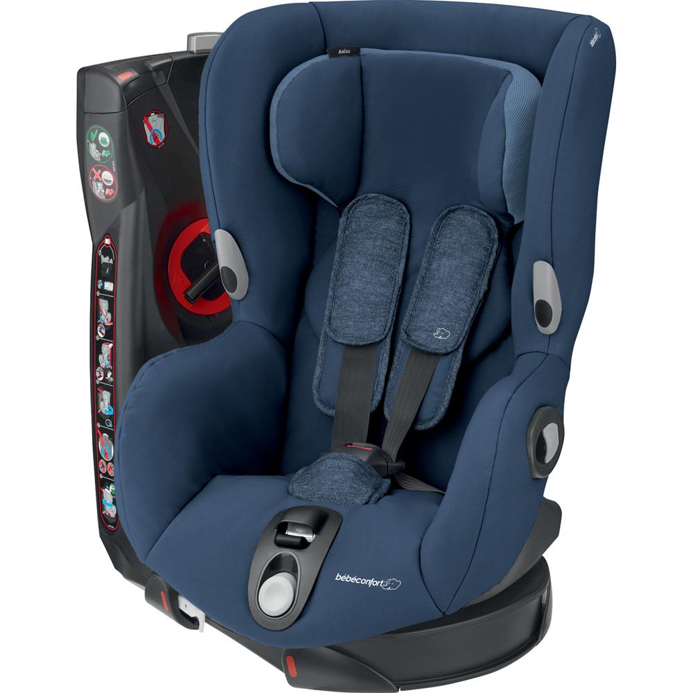 si ge auto axiss nomad blue groupe 1 de bebe confort. Black Bedroom Furniture Sets. Home Design Ideas