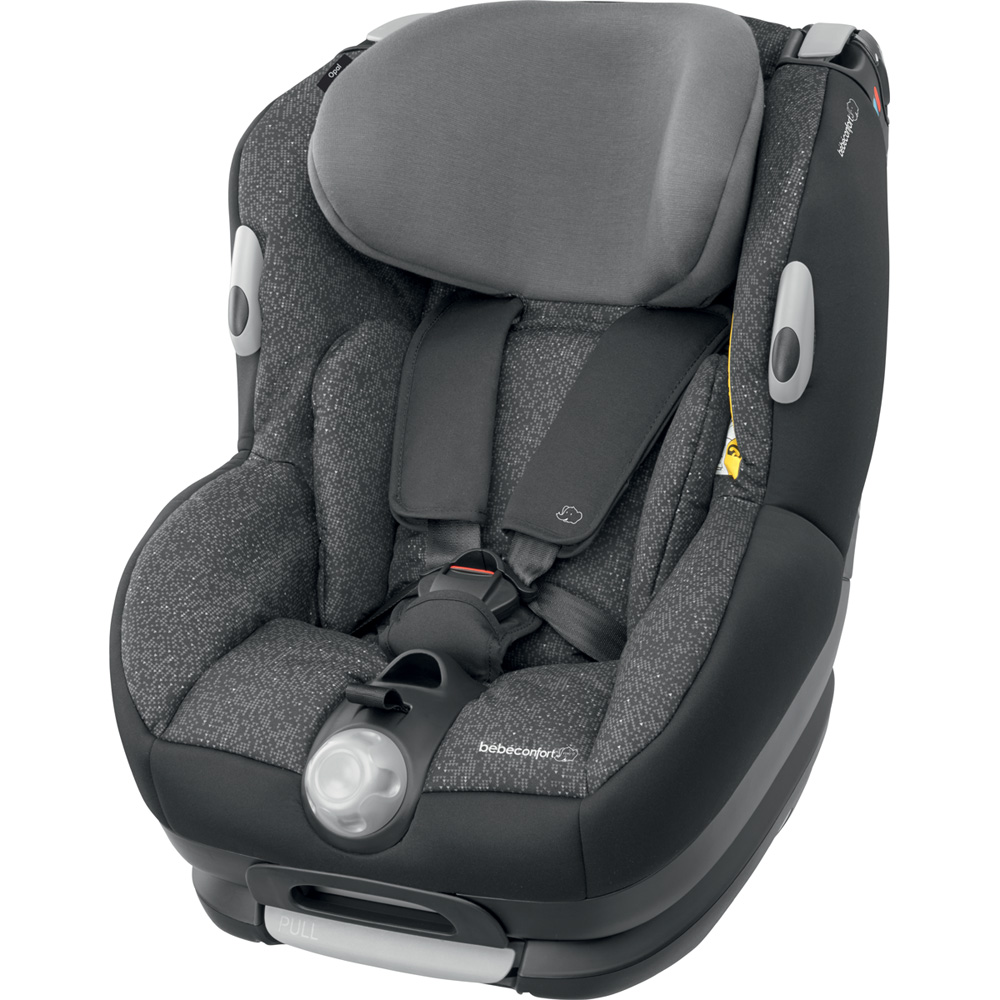 Si ge auto opal triangle black groupe 0 1 de bebe for Siege auto bebe 0 mois