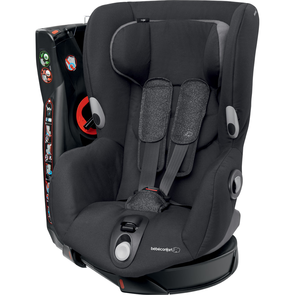 Si ge auto axiss triangle black groupe 1 de bebe confort for Siege auto bebe solde