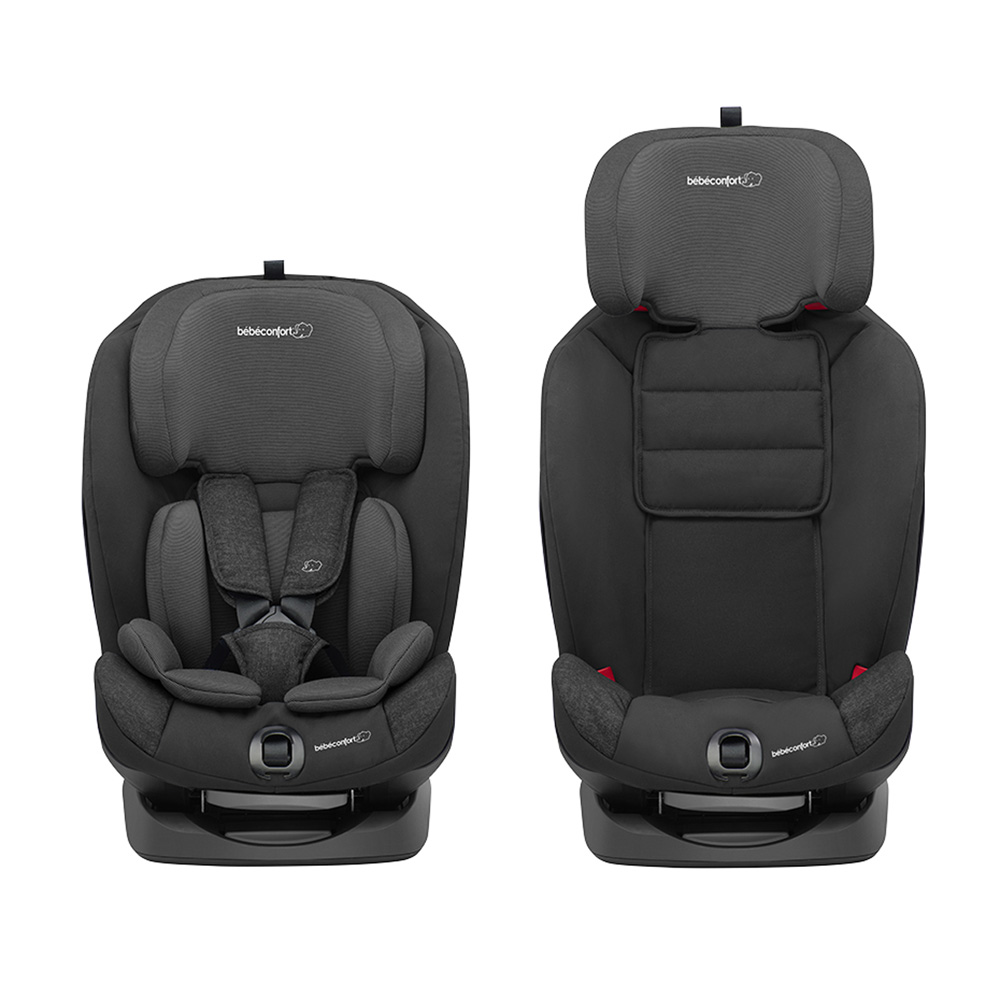 si ge auto titan isofix nomad black groupe 1 2 3 de bebe confort sur allob b. Black Bedroom Furniture Sets. Home Design Ideas