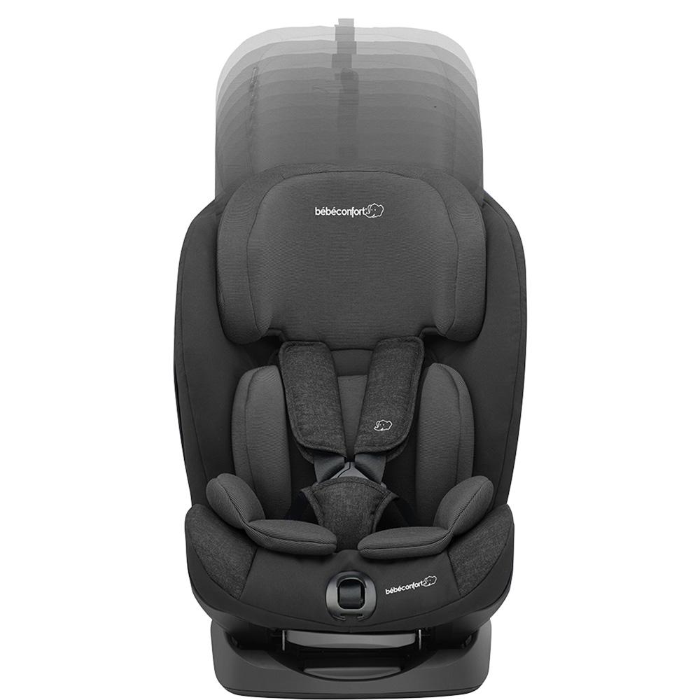 si ge auto titan isofix nomad black groupe 1 2 3 de bebe confort sur allob b. Black Bedroom Furniture Sets. Home Design Ideas