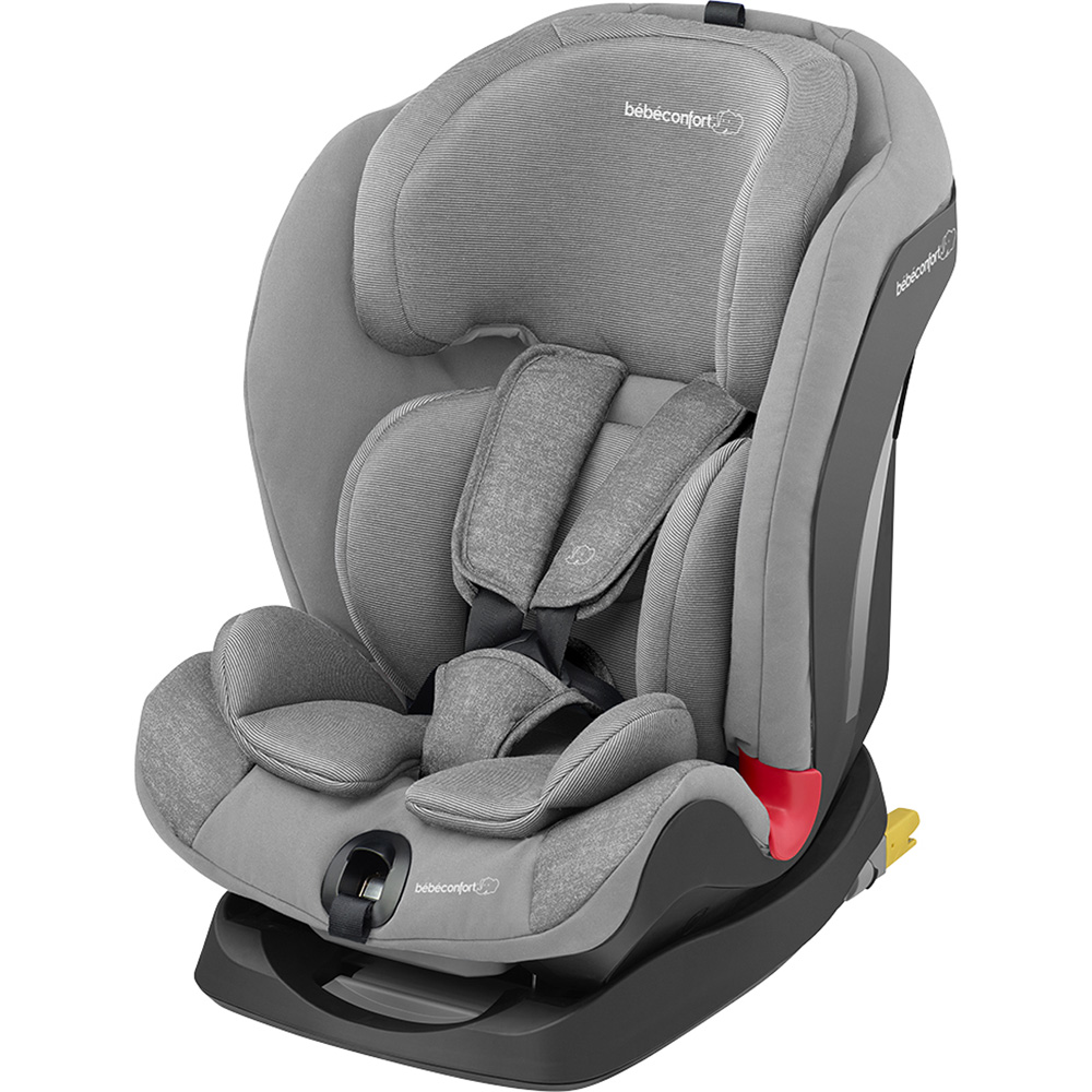 si ge auto titan isofix nomad grey groupe 1 2 3 de bebe confort chez naturab b. Black Bedroom Furniture Sets. Home Design Ideas