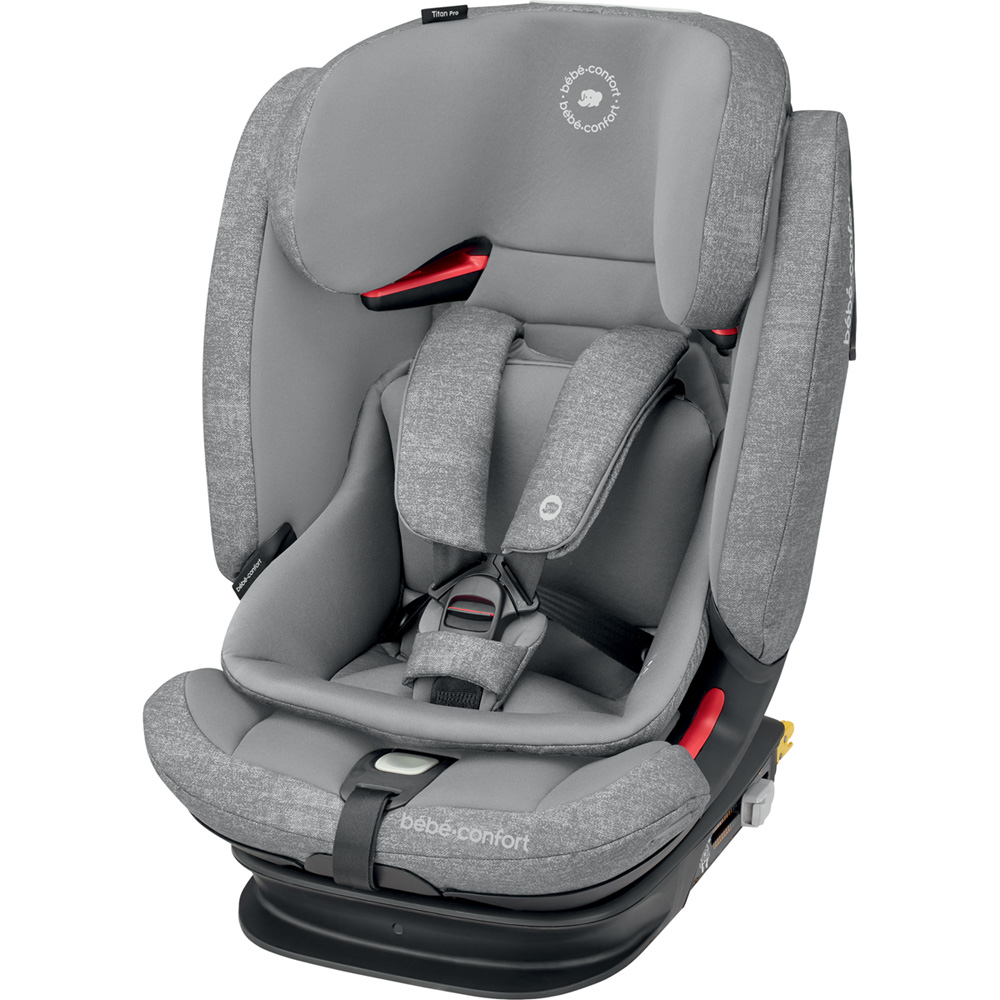 si ge auto titan pro nomad grey groupe 1 2 3 de bebe confort sur allob b. Black Bedroom Furniture Sets. Home Design Ideas