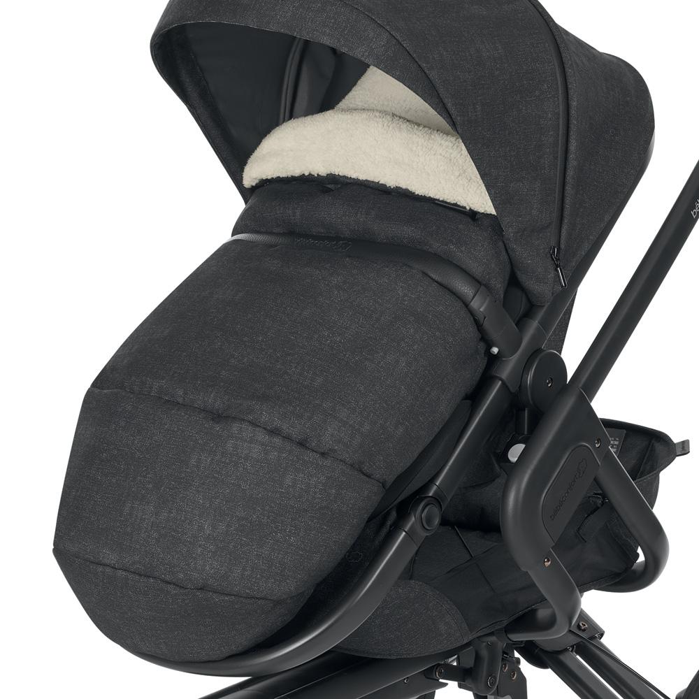 chanceli re 2 en 1 nomad black de bebe confort. Black Bedroom Furniture Sets. Home Design Ideas
