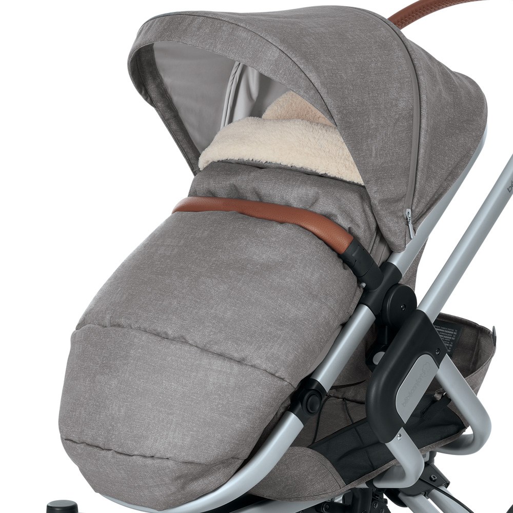 chanceli re 2 en 1 nomad grey de bebe confort sur allob b. Black Bedroom Furniture Sets. Home Design Ideas