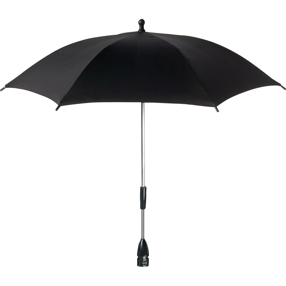 ombrelle poussette ronde black raven 25 sur allob b. Black Bedroom Furniture Sets. Home Design Ideas