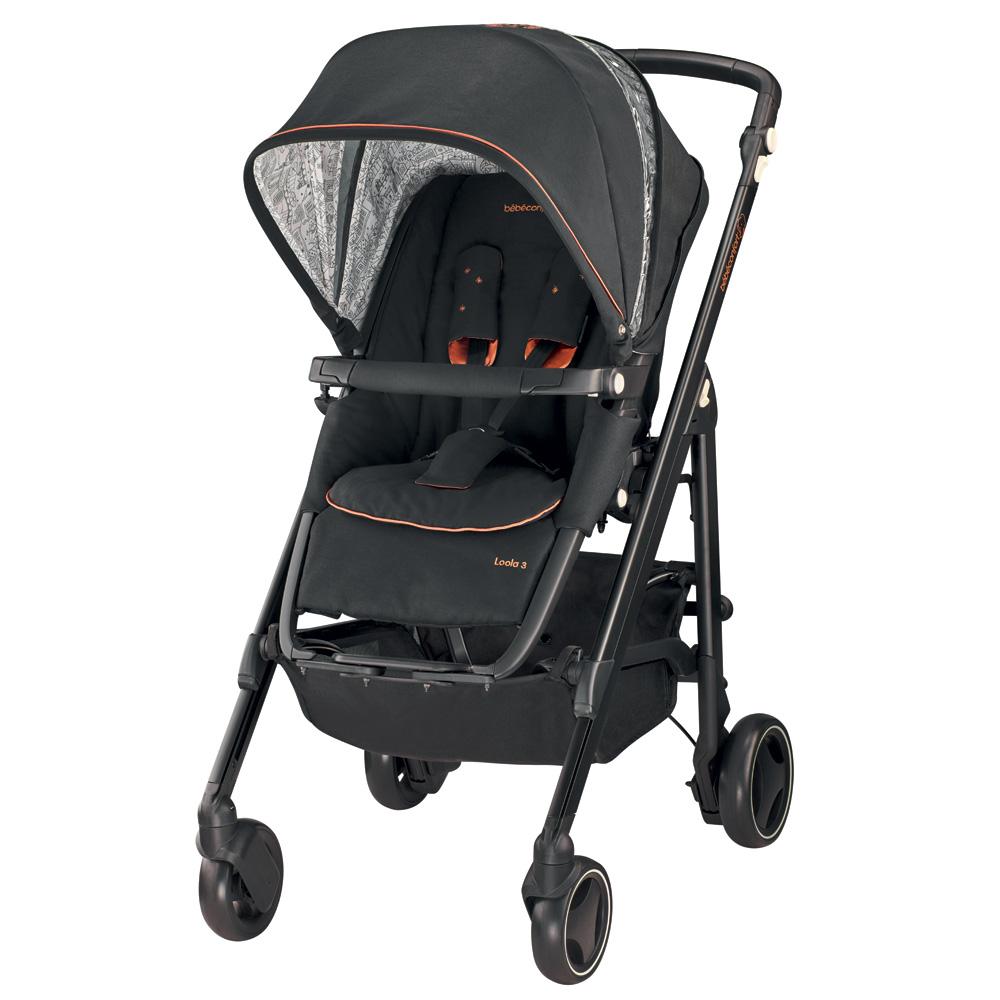 poussette 4 roues loola 3 c l bration 2016 de bebe confort sur allob b. Black Bedroom Furniture Sets. Home Design Ideas