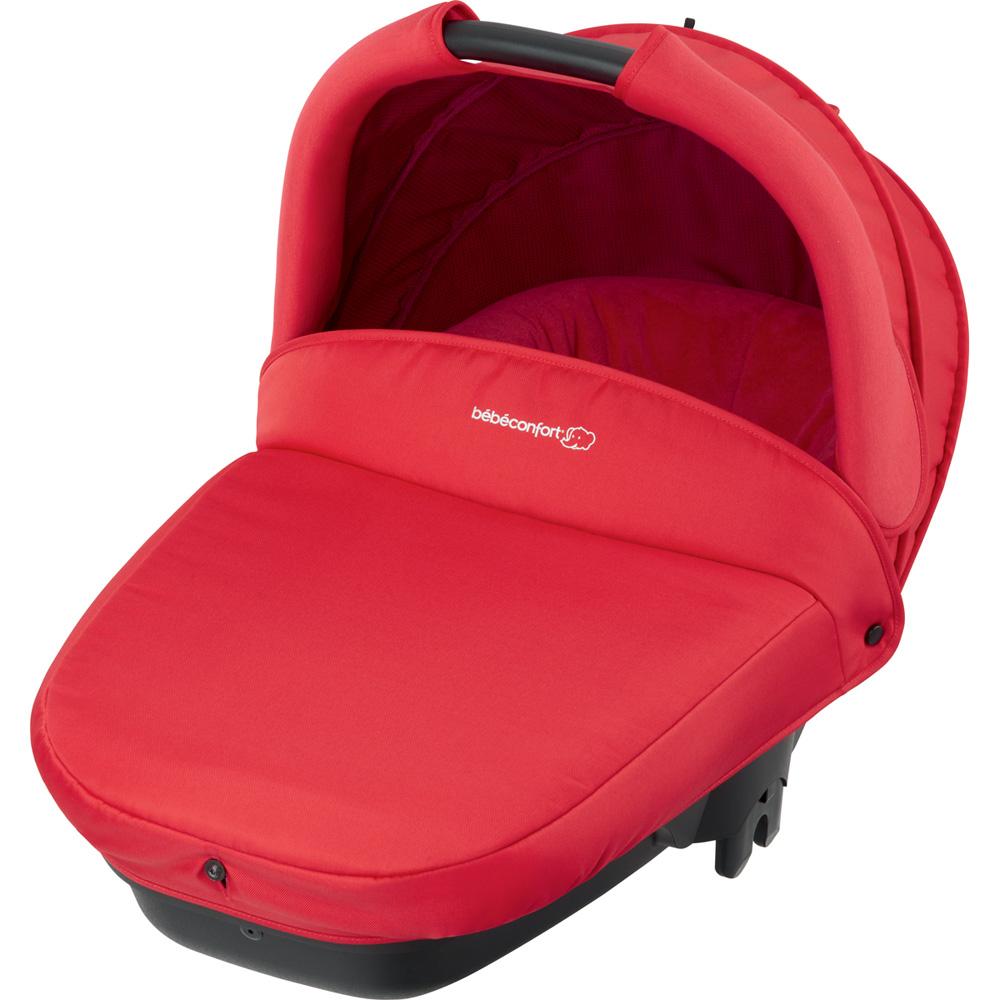 nacelle compacte red orchid groupe 0 de bebe confort en vente chez cdm. Black Bedroom Furniture Sets. Home Design Ideas