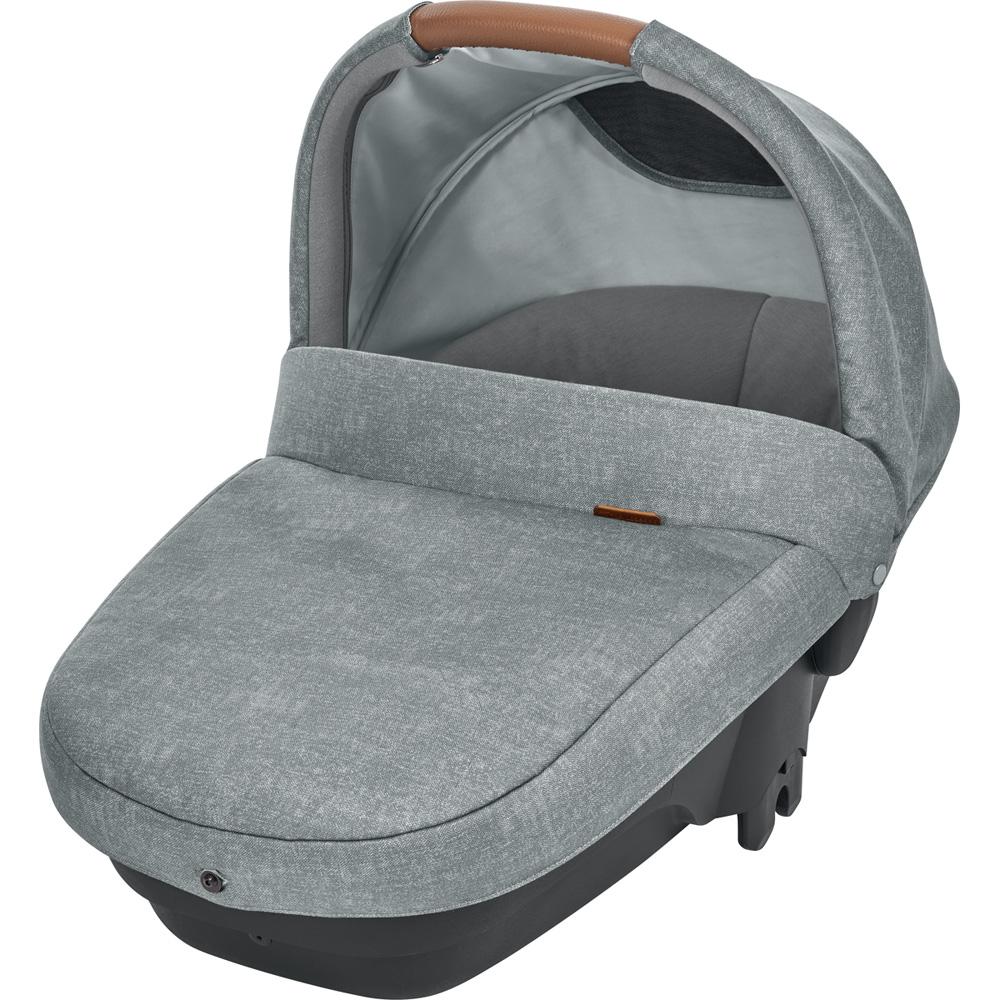 nacelle amber nomad grey groupe 0 de bebe confort. Black Bedroom Furniture Sets. Home Design Ideas
