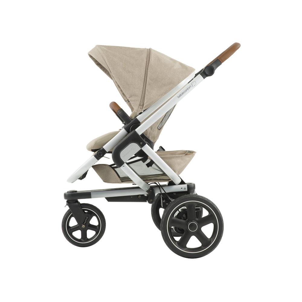 poussette 3 roues nova nomad sand de bebe confort sur allob b. Black Bedroom Furniture Sets. Home Design Ideas