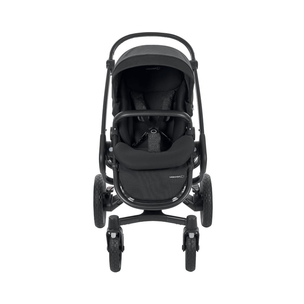 poussette citadine nova triangle black de bebe confort. Black Bedroom Furniture Sets. Home Design Ideas