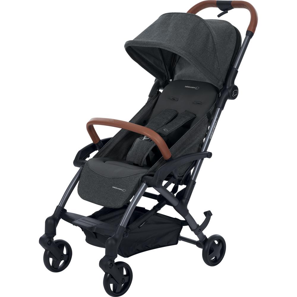 poussette 4 roues laika sparkling grey de bebe confort. Black Bedroom Furniture Sets. Home Design Ideas