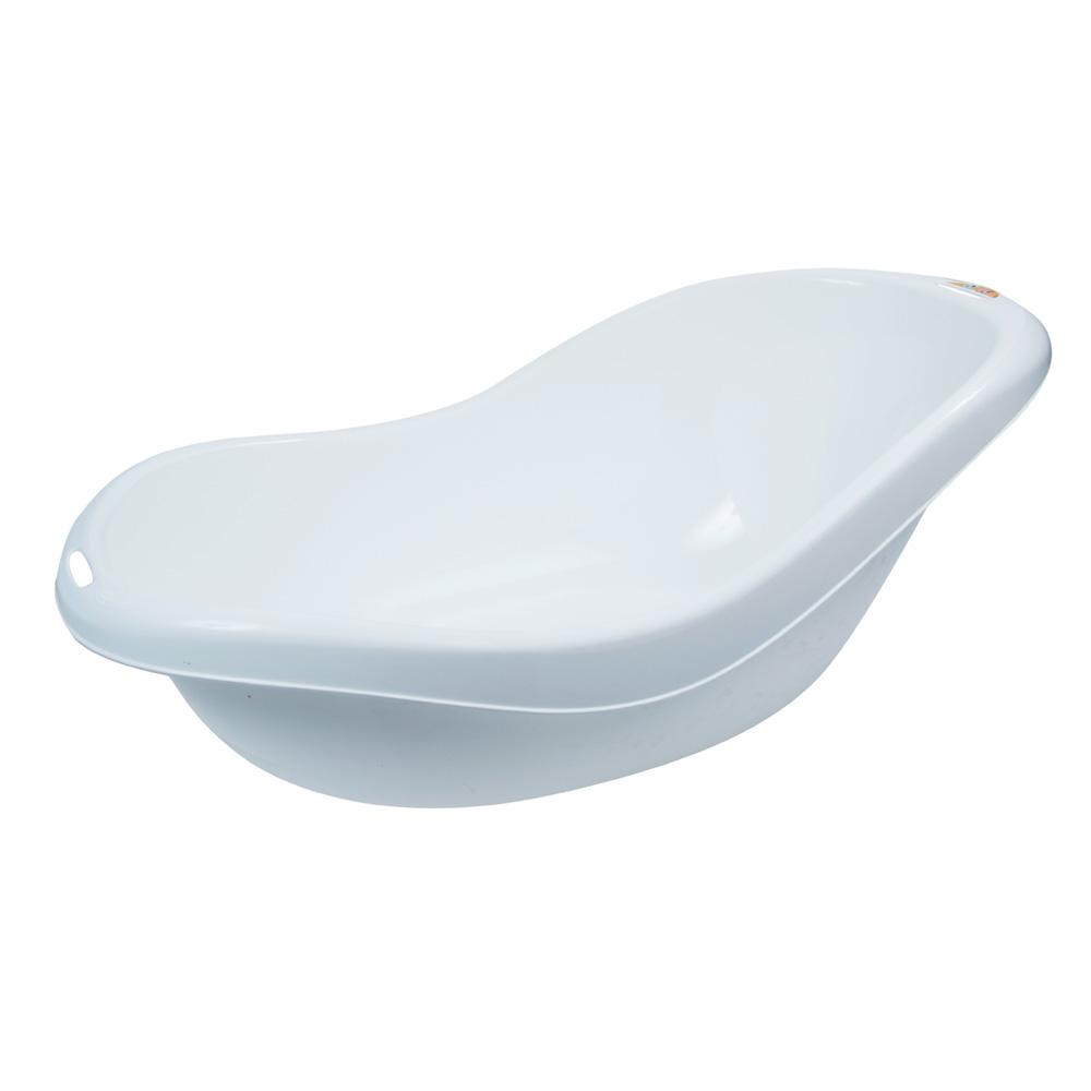 baignoire ergonomique avec vidange sailor blanc de bebe confort