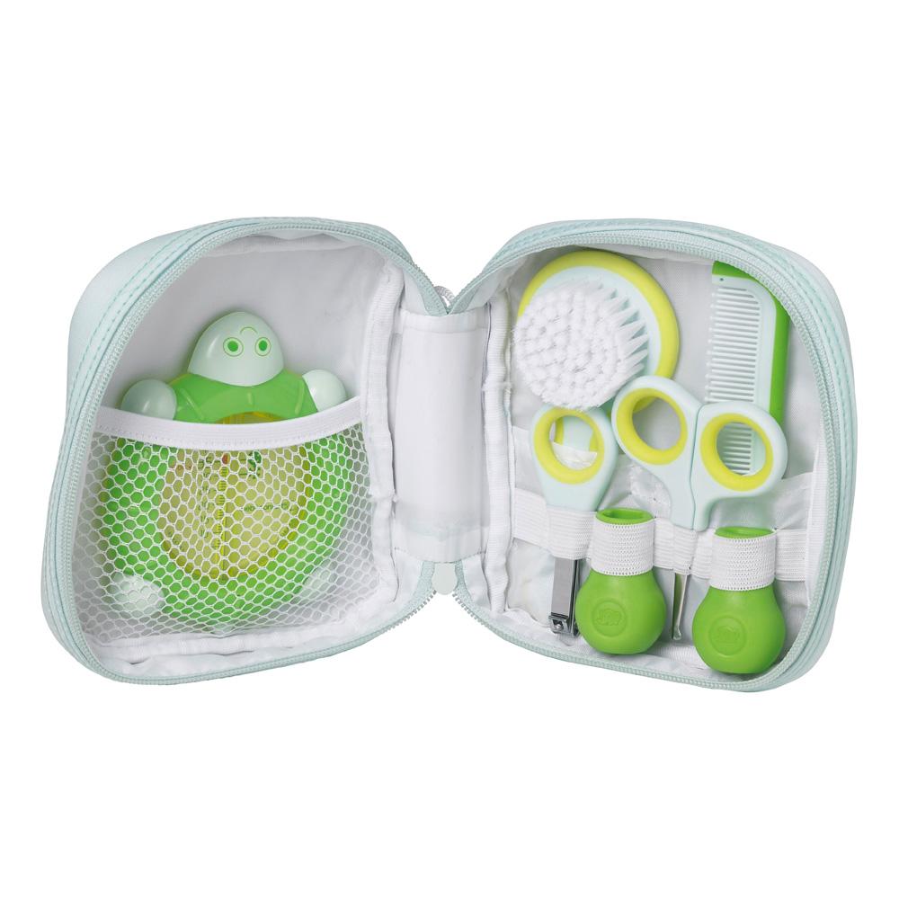 Set De Baño Bebe Confort: de soins > Set de toilette bébé ondes positives vert de Bebe confort