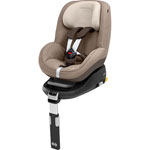 Siege auto pearl walnut brown - groupe 1 pas cher