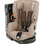 Siege auto axiss walnut brown - groupe 1 pas cher