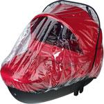 Protection pluie nacelle windoo plus et compacte pas cher