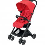 Poussette canne lara nomad red