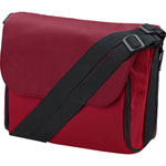 Sac à langer flexi bag robin red
