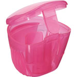 Boite à sucette maternity rose pas cher