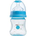 Biberon sans bpa maternity bleu140 ml pas cher