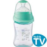 Biberon maternity easy clip bleu 150 ml pas cher