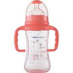 Biberon avec poignees maternity rose 270 ml pas cher