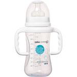 Biberon sans bpa maternity poingées blanc 270 ml pas cher