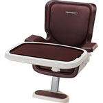 Assise chaise haute keyo fancy brown pas cher
