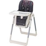 Chaise haute kaleo aristo black pas cher