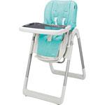 Chaise haute bébé kaleo animals blue pas cher