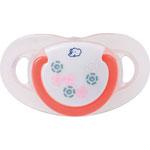 Lot de 2 sucettes silicone maternity dental safe 12/36 mois rose pas cher