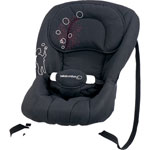 Transat bébé cocon evolution 2 poetic black pas cher