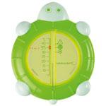 Thermomètre de bain tortue sweet sorbet vert pas cher