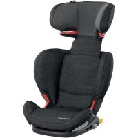 Siège auto rodifix air protect nomad black - groupe 2/3