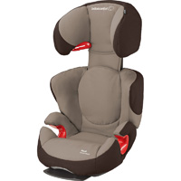 Siège auto rodi air protect earth brown - groupe 2/3