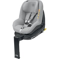 Siège auto pearl smart i-size nomad grey + base family fix 2