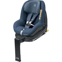 Siège auto pearl smart i-size nomad blue + base family fix 2
