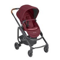 Poussette 4 roues lila sp essential red