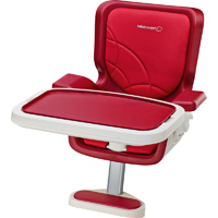 Assise chaise haute keyo fancy red