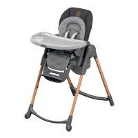 Chaise haute bébé minla essential graphite