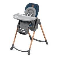 Chaise haute bébé minla essential blue