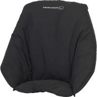 Coussin de chaise keyo total black