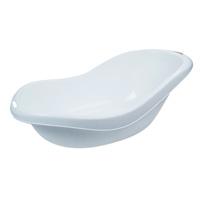 Baignoire ergonomique avec vidange sailor blanc