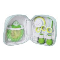 Set de toilette bébé ondes positives vert
