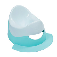Pot bébé sailor bleu