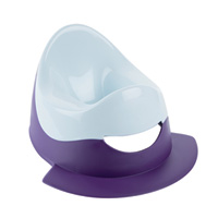 Pot bébé sailor violet