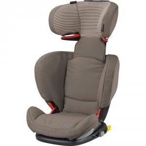 Siège auto rodifix air protect earth brown - groupe 2/3
