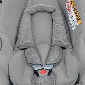 Bebe confort Siège auto coque cabriofix nomad grey - groupe 0+